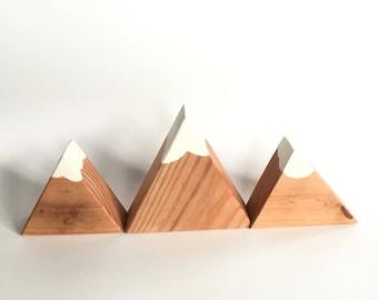 Redwood Mountain Blocks, Redwood Toys