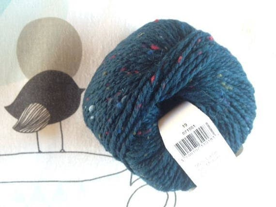 SUPER TWEED blue night - Fonty