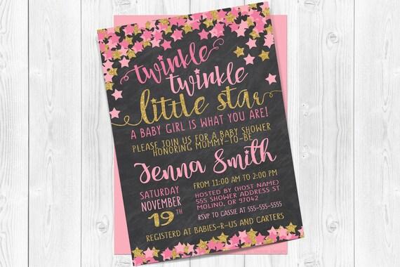 Twinkle twinkle little star baby shower little star baby shower il570xn filmwisefo