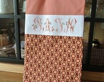 Autumn bread bag