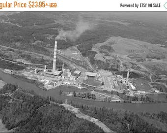 40% OFF SALE Poster, Many Sizes Available; Gorgas Electric Generating Plant Loc Habs 180273