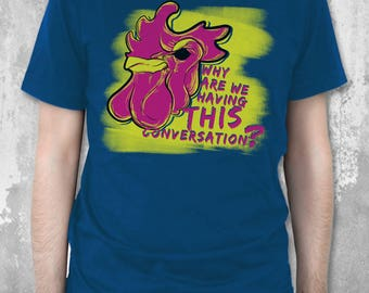 We've Met Before - Hotline Miami T-Shirt Gaming inspired Shirt | Video Game Tee