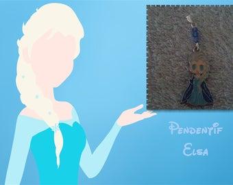 Pendant frozen - Elsa / frozen