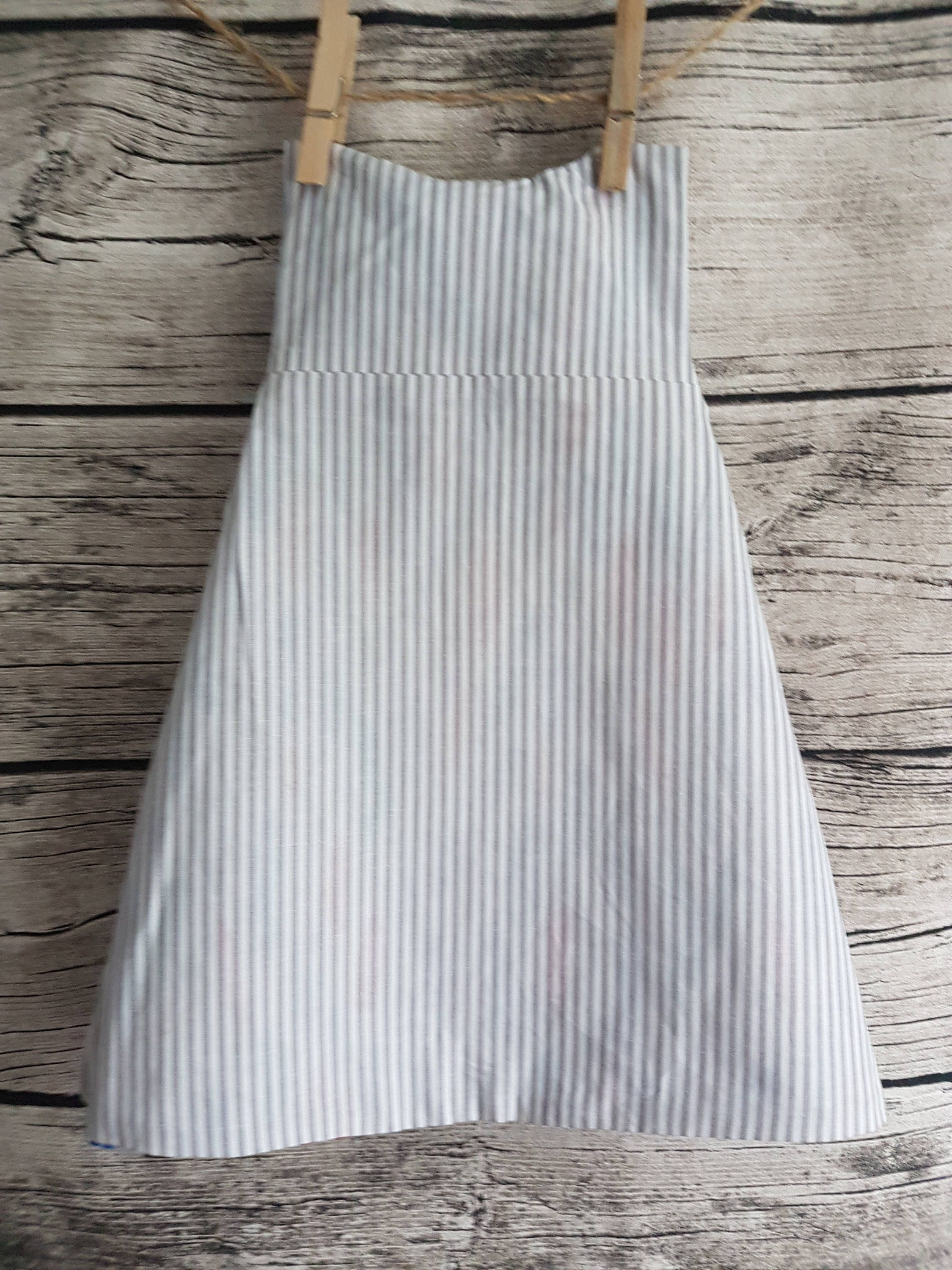 Boho festival chic feather pinafore dress back to school fashion