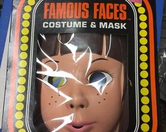 vintage ben cooper punky brewster halloween costume old stock find mib - Punky Brewster Halloween