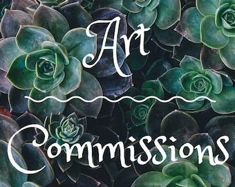Art Commissions