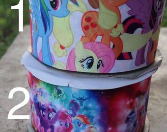 """3"""" Pony Ribbon"""
