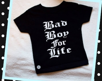 BAD BOY for LIFE T-Shirt!!