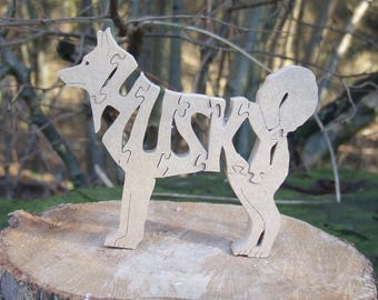 Siberian Husky, Husky ornament, gift for husky lover, Husky gift, Husky owner gift, gift for him, gift for her, dog gift, Husky memorial