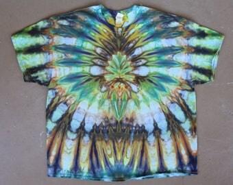 Tie Dye Shirt | 3XL Tie Dye Shirt, 3XL Shirt, Plus Size Tie Dye, Hand Dyed, Tie Dye Shirt Mens, Tie Dye Shirt Womens, Boho Chic, Festival