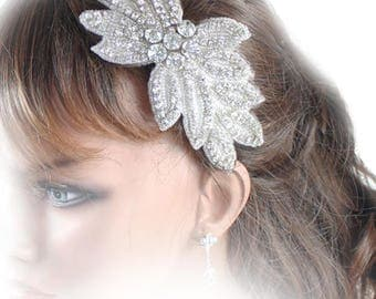 Bridal Headband, Bridesmaid Hair Bands, Wedding Headdresses, Bridal Tiaras