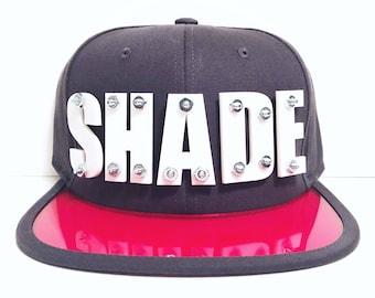 Throwing Shade UV Protection Brim Snapback