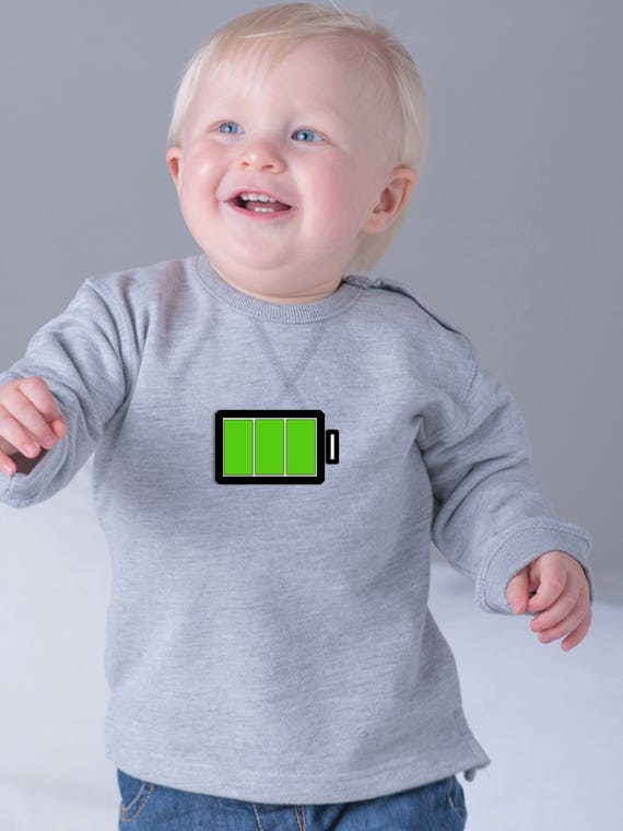 Boy Girl Baby sweater FULL BATTERY
