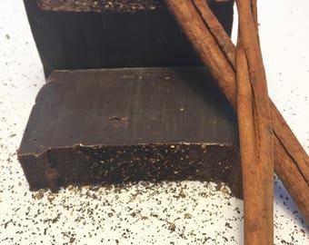 French Vanilla Chai Infused Cold Process Soap
