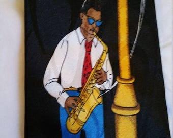 ON SALE Steven Harris Bourbon Street Jazz Tie