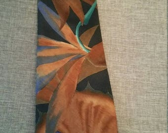 End of Summer Hardy Amies London Necktie