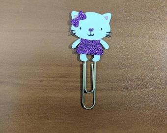 Purple Princess Kitty