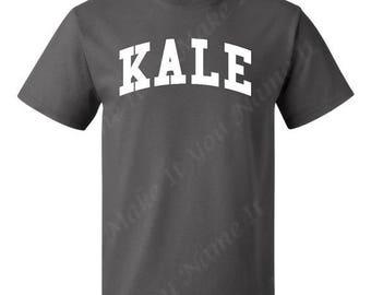 ON SALE - Kale (white) - Men's T-shirt
