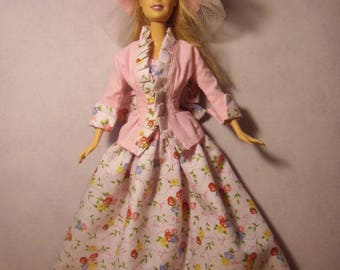 outfit 1 Constance dolls type barbie