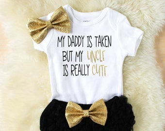 Best Images Of Uncle Baby Girl Clothes Cutest Baby Clothing And