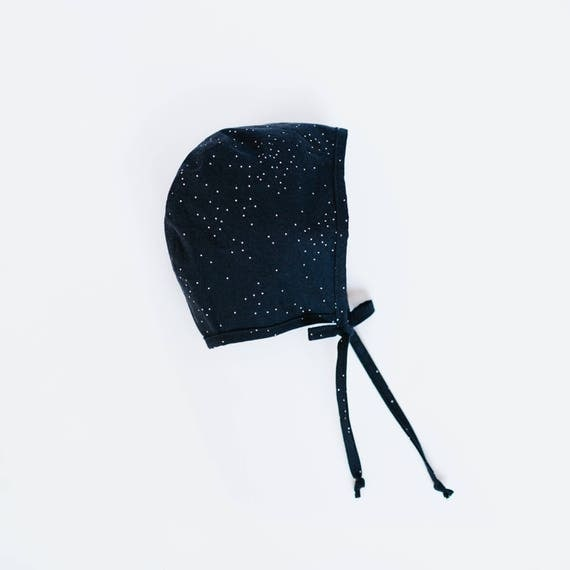 Starry Night bonnet