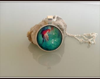Sea fairy necklaces,