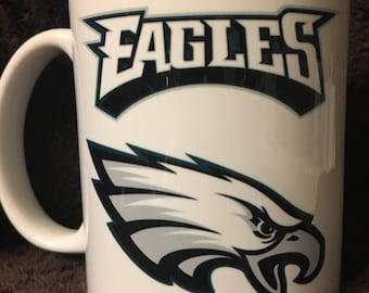 Philadelphia Eagles mug
