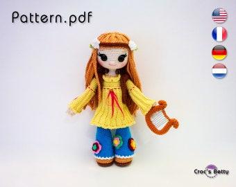 Pattern - Harmony the Hippy