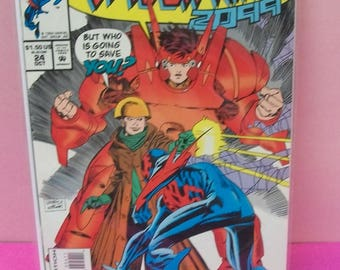 1994 Spider-man 2099 #24  Payback VF-NM Condition  Vintage Marvel Comic Book  Future Spiderman