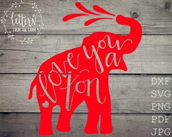 Valentines day SVG, Valentines Day, Valentines cut file, commercial use cut file, svg, Hand lettered SVG, animal valentine, kids valentine