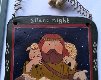 Collection/gnomy's Annekabouke / silent night/deco Christmas tree/gift /