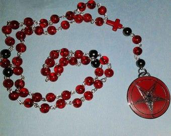 Red Baphomet