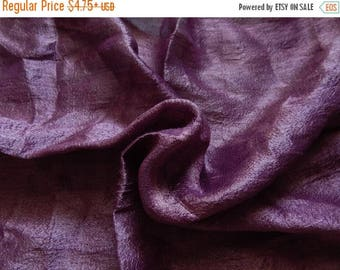 5% off Pure Silk Fabric, Pure Dupioni Silk Fabric, Silk Fabric, Indian Silk Fabric, Lavender Silk Fabric