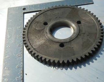 Steampunk gear cog industrial part