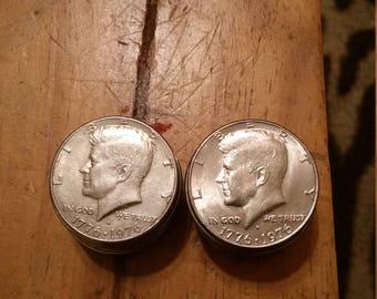 20 BICENTENNIAL 1976 Half Dollars  -Fine Condition