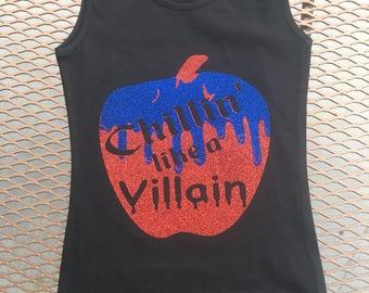 Chillin' like a Villain- Evie inspired