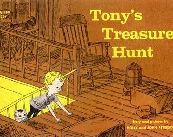 Tony's Treasure Hunt