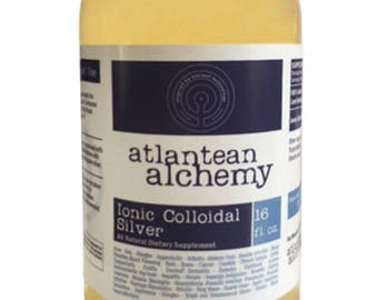 Colloidal Silver 16oz 10PPM