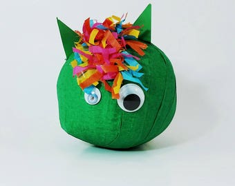 Monster Party - Surprise Ball -  gifts for boy - birthday party - monster favors