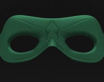 Green Arrow  Mask | Green Arrow | Oliver Queen | Arrow | DC  | Cosplay Mask | Mask | Comic Con | Cosplay Prop | Costume | Superhero