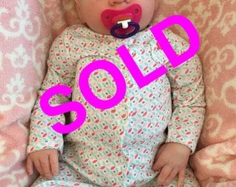 Reborn Babies Jessie Newborn 0-3 month size doll