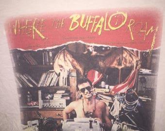 Were the Buffalo Roams Grateful Dead Inspired