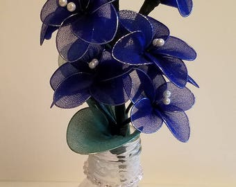 Handmade Hyacinth Flower