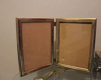 Vintage Gold 5x7 Picture Frame Set