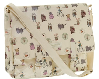 Baby Diaper Changing Nappy Bag & Matching Changing Mat