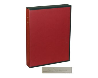 Poems of William Butler Yeats ~ SIGNED by RICHARD DIEBENKORN ~ Arion Press 1990