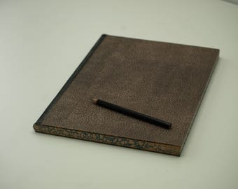 1940s notebook A4 size. Unused. World War 2 stationery collectible. WW2paper