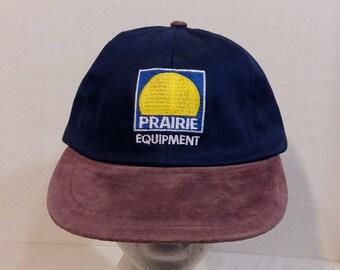 hitachi hat. prairie equipment hitachi dad baseball truckers hat cap strap back
