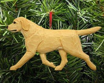Labrador Retriever Ornaments-Dog Breed Ornaments-Lab Ornaments