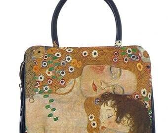 Bag faux leather Klimt-maternity
